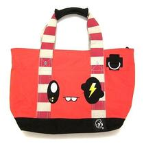 Rare Kidrobot Art by Tado Limited Edition Little Secret Basix Tote Bag Photo