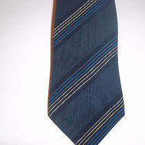 Rare Lanvin Paris Neck Tie 100% Silk Estate Offering Vintage Photo