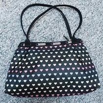 Rare Lesportsac Heart Purse Photo