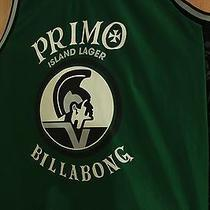 Rare Limited Edition Billabong Primo Island Lager Hawaii Surf Jersey Sz. Medium Photo