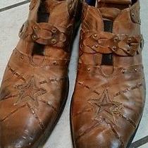 Rare Mark Nason Backstage Shoes Photo