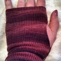 Rare Missoni Pink Space Dye Fingerless Gloves -Texting Driving Biking Smokers Photo
