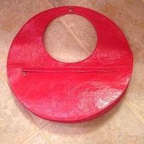 Rare Moschino Circle Bag Photo