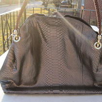 Rare New Authentic Nada Sawaya New York Hand Bag. Current Style Retails 3800 Photo
