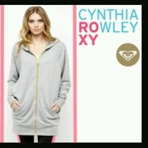 Rare Nwt Cynthia Rowley for Roxy Sweatshirt Hoodie Size Small  Photo