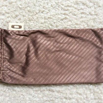 Rare Oakley Brown Square O Microfiber Bag Photo