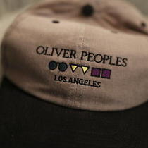 Rare Oliver Peoples Hat Photo
