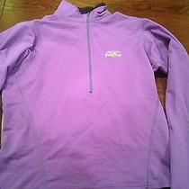 Rare Patagonia 1/2 Zip L/s Running Jacket Sz. Medium Active Wear Biking Jogging Photo
