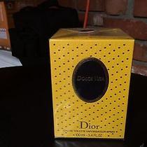 Rare Perfume 100ml Christian Dior Dolce Vita 3.4 Oz Edt Spray for Women Vintage Photo