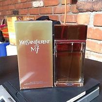Rare Perfume 3.4oz Yves Saint Laurent M7 Eau De Toilette Spray 100 Ml 3.3 fl.oz Photo