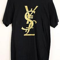 Rare Proletariat Cambridge T-Shirt Tee Shirt Yves Saint Laurent Yen Dollar Pound Photo