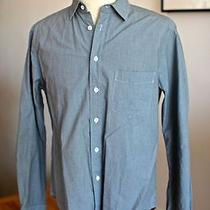 Rare Rag & Bone Workshirt With Painted Buttons L Photo