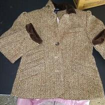Rare Ralph Lauren Unisex Children's Sz 4coatblazer Wool & cashmere.adorable Photo