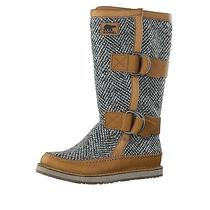 Rare Sorel Chipahko Wool Women Tall Winter Snow Boots Nl1972-286 Size 7 New Sale Photo