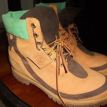 Rare Special Edition- Size 11m- Men's Timberland Boots Photo