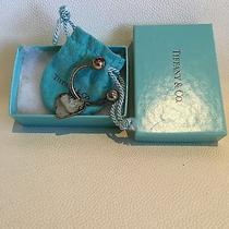 Rare Tiffany & Co. Sterling Silver Small Keychain New Photo