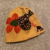 Rare Vintage 2000s Era Anthropologie Knit Beanie Cap Photo