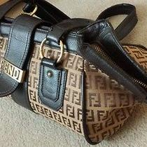 Rare Vintage Fendi Handbag Photo