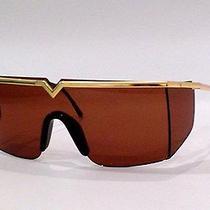 Rare Vintage Gianni Versace Sunglasses  Mod. S 90   Italy Photo
