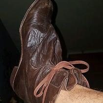 Rare Vivienne Westwood Buffalo Collection 1983 Bag Boots Uk 7 Photo