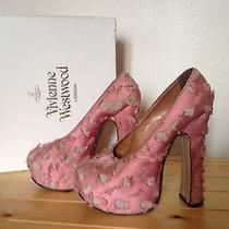 Rare Vivienne Westwood Platform Heels Photo