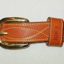 Rare Vtg Frye Belt - Fits Up to 32