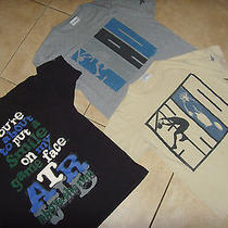 Rare Vtg Reebok Shaq Attaq Pump Og Shirts Pants Set Large L Shaquille O Neal Photo
