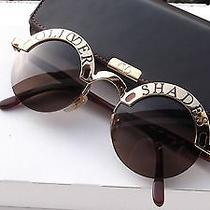 Rarity Vintage 80s Oliver Shades by Valentino (Cartier Versace Gaultier Ray Ban) Photo
