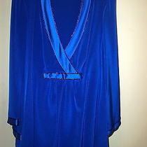 Ray Aghayan Designer One of a Kind Dress Worn by Jennifer Warnes- Pbs Tv Appear Photo
