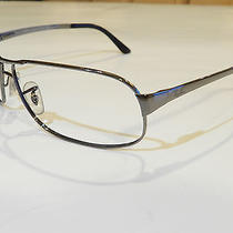 Ray Ban 3343 004 58 Sunglass Eyeglass Frames Only Spring Hinged 63 12 Photo