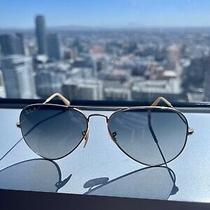 Ray Ban Aviator Polarized Sunglasses Photo