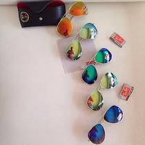 Ray Ban Aviator Sunglasses Photo