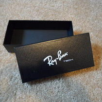 Ray Ban Box for Decoration or for Use as a Gift Box Photo