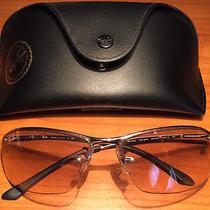 Ray-Ban Chrome Top Bar 3183 Sunglasses Photo