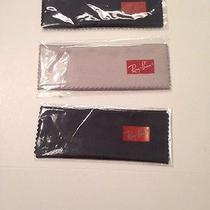 Ray Ban Cleaning Cloth Photo