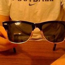 Ray-Ban Clubmaster Sunglasses Photo