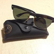 Ray Ban Clubmaster Sunglasses Photo