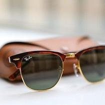 Ray Ban Clubmasters Photo