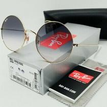 Ray Ban Gold/blue Gradient