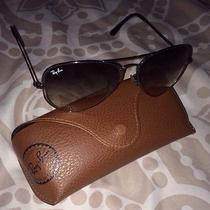 Ray-Ban Gradient Aviators in Gunmetal Photo