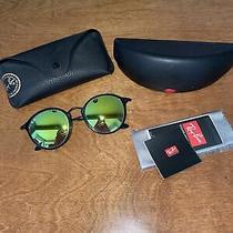 Ray-Ban - Italy - Rb2447f  Green Lens Sunglasses Photo