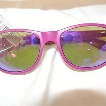 Ray-Ban Mirrored Wayfarer Sunglasses Violet Photo