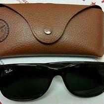 Ray Ban New Wayfarer Sunglasses. New.  Photo