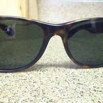 Ray Ban New Wayfarer Turtle Shell Sunglasses Photo