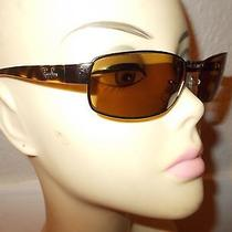 Ray-Ban Rb 3364 014/51 Bronze/tortoise Frame Sunglasses  Photo