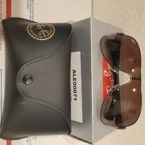 Ray Ban Rb 3471 029/13 Gunmetal Brown Gradient New Authentic Sunglasses 71 Photo