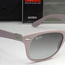 Ray Ban Rb 4207 6098/11 Lavender Blush Frame Liteforce 52mm Sunglasses New Photo