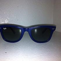 Ray Ban Rb2140 Wayfarer Photo