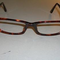 Ray Ban Rb5224 5117 140 Thick Tortoise Flex Hinges Rectangular Eyeglass Frames Photo