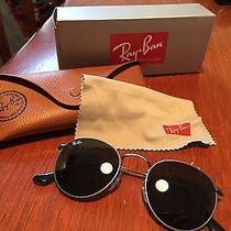 Ray Ban Round Metal 029 Photo
